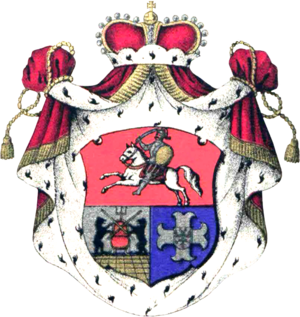 Golicyn Furst Wappen.png